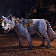 Волк-драконборец ужасных аврелианцев