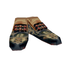 Вычурные ботинки (Morrowind) 2