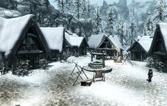 Деревня Скаалов