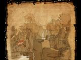 Карта сокровищ Мрачных Трясин II
