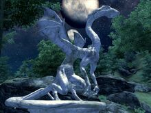 Статуя Периайта, Сиродил