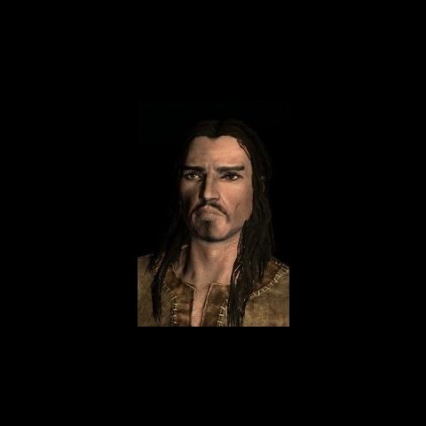 Postać Cesarskiego w Skyrim