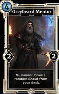 Greybeard Mentor DWD