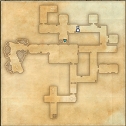 Jarol Estate Smuggling Tunnels Map Top