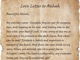 Love Letter to Aishah