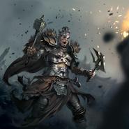Orc Clan Captain card art