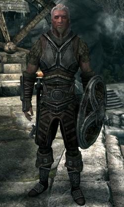 Silver-Blood Guard