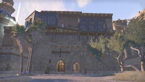 Здание в Причале Абы 18