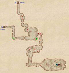Форт Телеман - Орден Чёрной розы. План