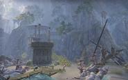 Colossal Aldmeri Grotto Ruin