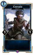 Corsair (Legends) DWD