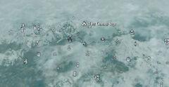 Grot solyonaya voda map