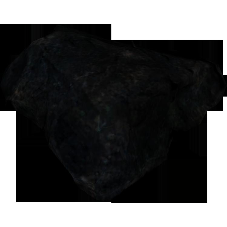 Ebony stone