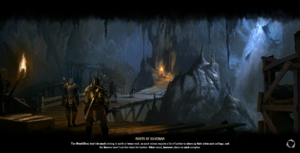 Roots of Silvenar Loading Screen