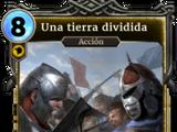 Una tierra dividida