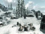 Винтерхолд — Лагерь Братьев Бури