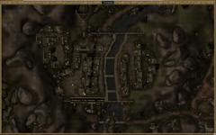 Счастливая Тюряга. Карта