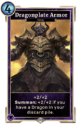 Dragonplate Armor (Legends) DWD