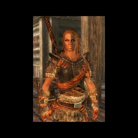 Lwica Mjoll - Zleceniodawca odzyskania miecza
