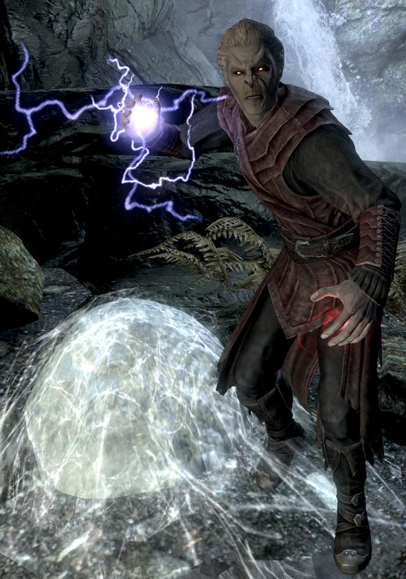 Hunting the Monster | Elder Scrolls | FANDOM powered by Wikia