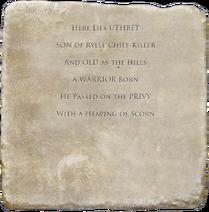 Uthbet (Exhumed)