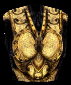 Индорильская кираса (morrowind)