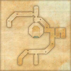 Руины Коллегии Псиджиков (план) 2