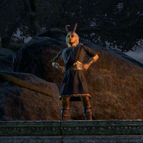 Clavicus Złośliwy z gry The Elder Scrolls Online