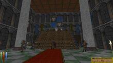 Salón Trono Quietud