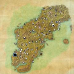 Гленумбра-Благословение головореза-Карта