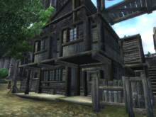 Здание в Бравиле (Oblivion) 13