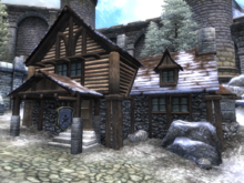 Здание в Бруме (Oblivion) 8