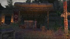 Здание в деревне Мёртвой-Воды 1