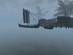 Порт в Гнаар Моке