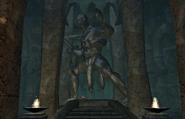 Assurnabitashpi Statue Inside