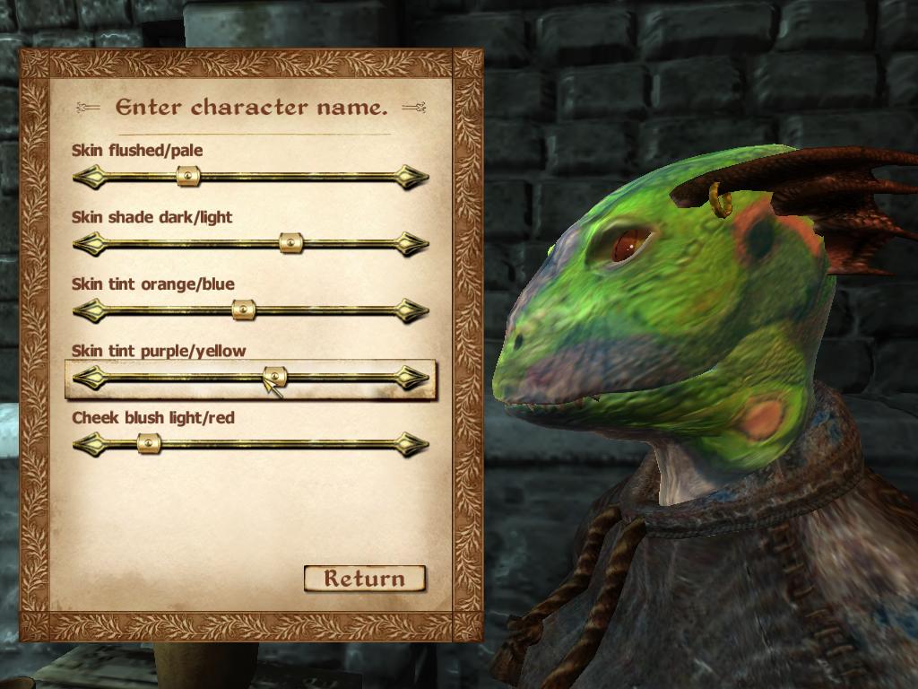 Character Creation (Oblivion)   Elder Scrolls   FANDOM powered by Wikia
