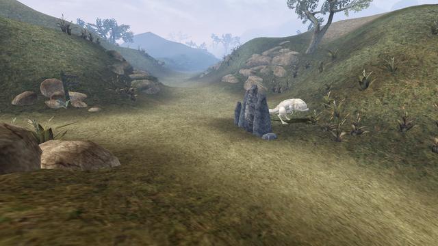 File:Dreams of a White Guar - Morrowind.png