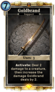 Goldbrand (Legends) DWD