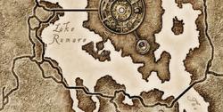 Waterfront MapLocation