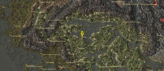 Панат. Карта