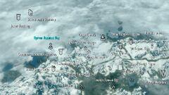 Пристань (карта)