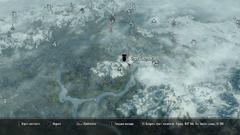 Форт Сноухок - карта
