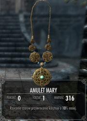 Amulet Mary 2 (Skyrim)