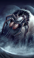 Spider Offspring card art