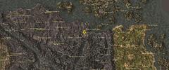 Бтуанд. Карта