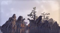 Остров Каменный клык