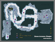 Пещеры озера Фьялдинг (пещеры логова Аэслиипа)