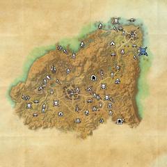 Ривенспайр-Причал Восточной Скалы-Карта