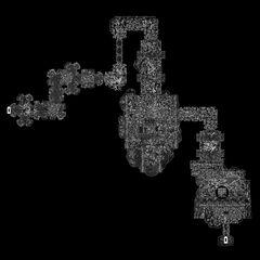 Снежная Завеса — Святилище (план)