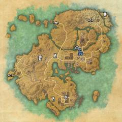 Строс М'Кай-Порт-Хандинг-Карта